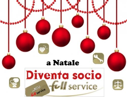 A Natale regala ai tuoi cari un anno di servizi e vantaggi