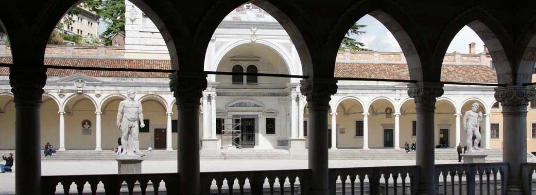 Loggia del Lionello a Udine