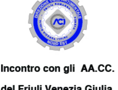 Convention dei Delegati FVG a Udine