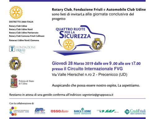 28 marzo – Studenti in pista a Precenicco