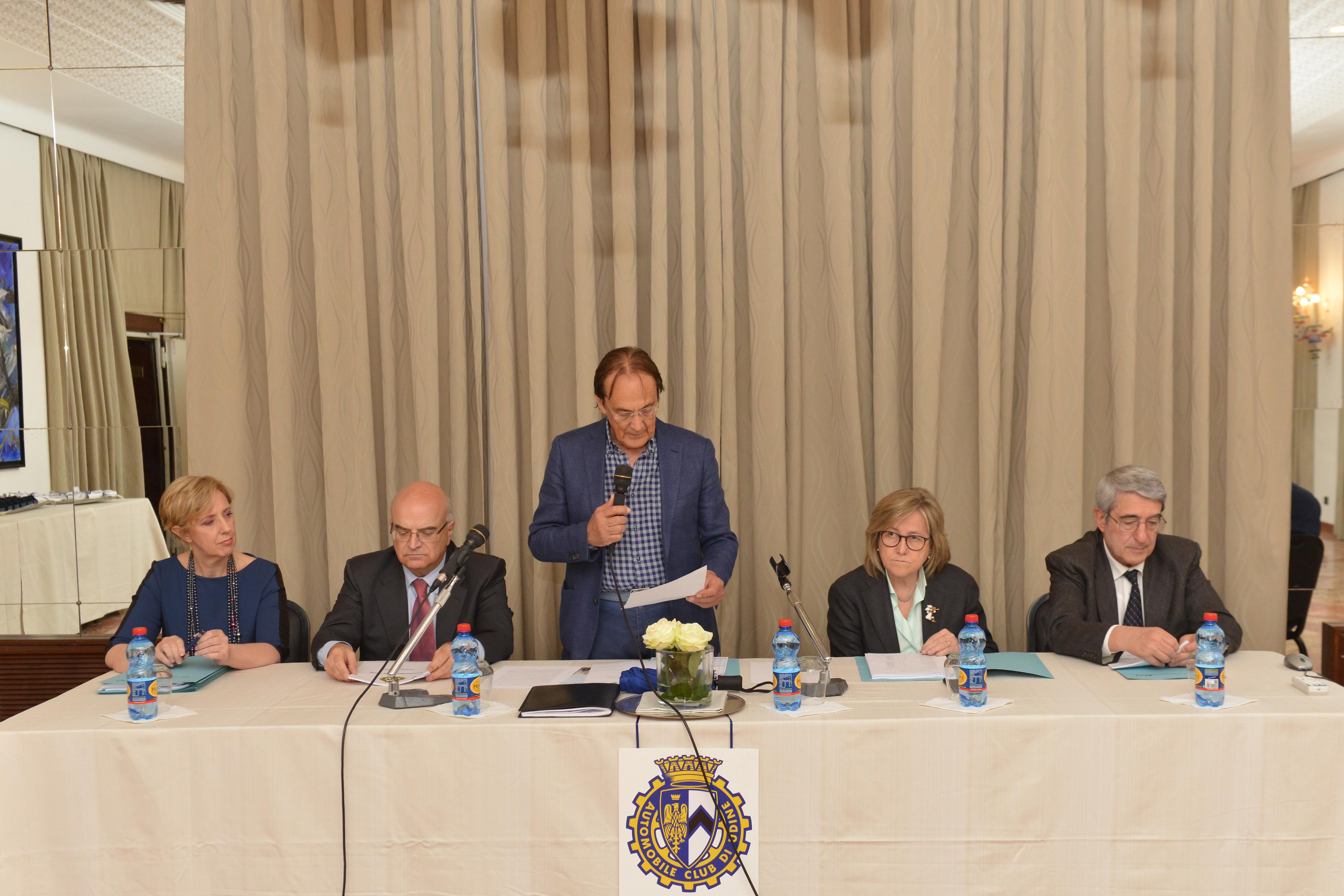 Insediato il Consiglio Direttivo per il quadriennio 2020/2024